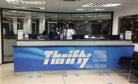 Book in advance to save up to 40% on Thrifty car rental in Langkawi - Airport [LGK]